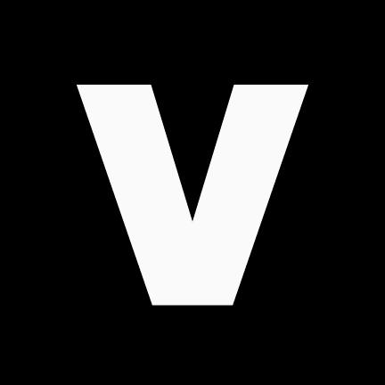 Logo V Noir