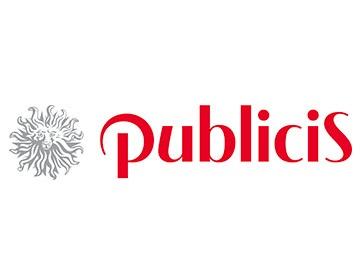 Logo Groupe Publicis